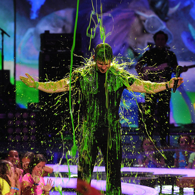 KCA17 Guess the superslimed celeb MarkWahlberg