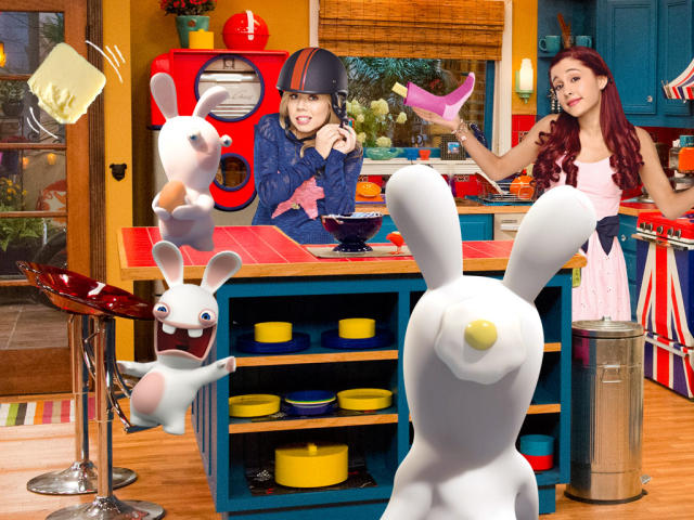 rabbids on nick flipbook image 2