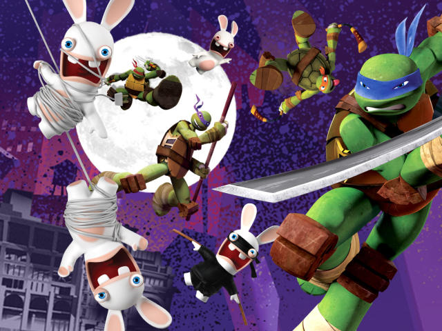 rabbids on nick flipbook image 5