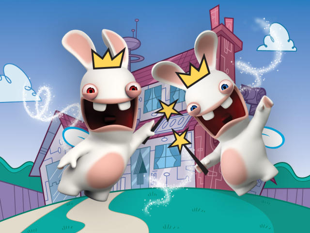rabbids on nick flipbook image 8