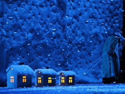 Slavas Snowshow@Θέατρο Παλλάς(6-10/3/2013)