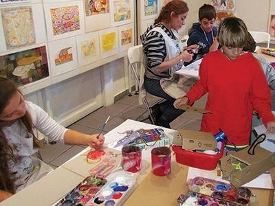 Γιορτάζουμε με Χαρταετούς στο Μουσείο Ελληνικής Παιδικής Τέχνης