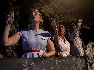 ''Ο Ονειροφάγος'' στο Skrow theater
