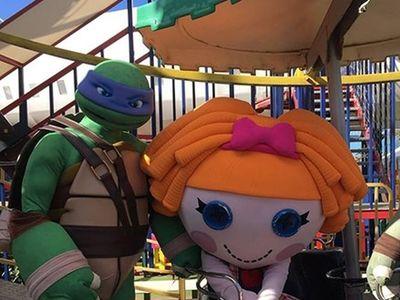 Attika Carnival Kingdom στα ΑΗΔΟΝΑΚΙΑ!