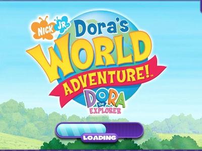 Ντόρα η Μικρή Εξερευνήτρια - Ντόρα, Περιπέτεια στον κόσμο