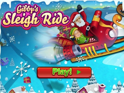 iCarly - Gibby's Sleigh Ride