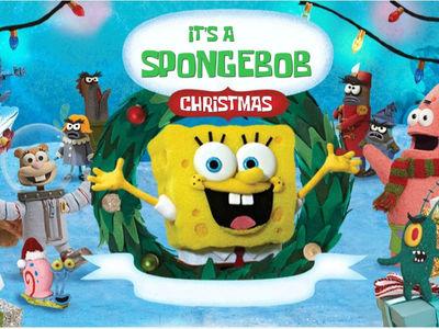 Μπομπ Σφουγγαράκης - Its a SpongeBob Christmas!