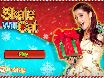Victorious - Skate With Cat
