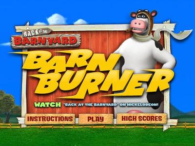 Τα Μυστικά της Φάρμας - Barn Burner