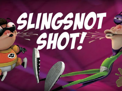 Fan Boy & Chum Chum - Slingsnot Shot