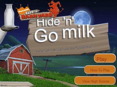 Τα Μυστικά της Φάρμας - Hide & Go Milk!