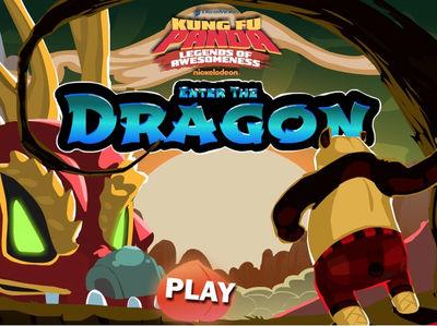 Kung Fu Panda - Enter The Dragon