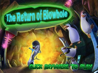 Οι Πιγκουίνοι της Μαδαγασκάρης - The Return Of Blowhole