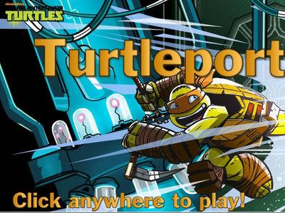 Teenage Mutant Ninja Turtles - Turtleportation