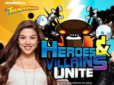 The Thundermans - Heroes & Villains Unite