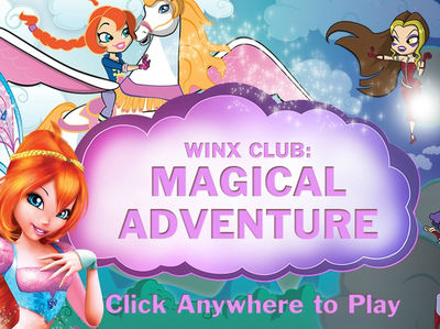 WINX - Magical Adventure