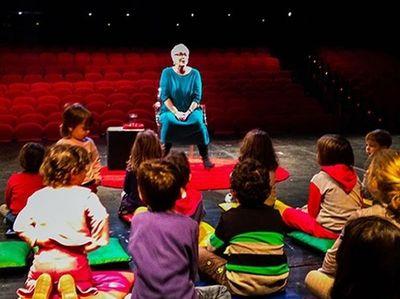''Παραμύθια με την Ξένια'' στο Θέατρο Πόρτα