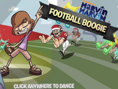 Marvin Marvin - Football Boogie