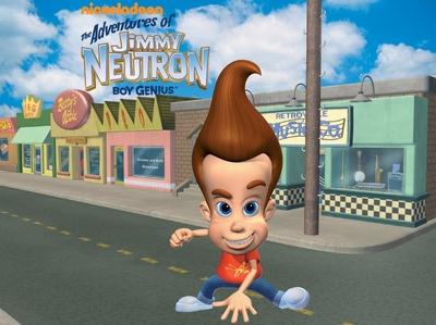 Οι Περιπέτειες του Jimmy Neutron
