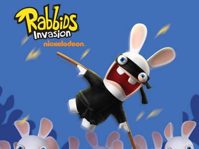 Rabbids Invasion - Νεα 3η σεζόν από Δευτέρα 5 Σεπτεμβρίου!