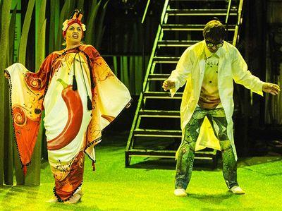 Κερδίστε προσκλήσεις για την παράσταση ''Φρουτοπία'' στο Θέατρο Παλλλάς