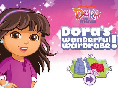 H Ντόρα και οι Φίλοι της: Περιπέτειες στην πόλη - Dora's Wonderful Wardrobe