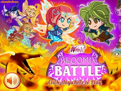WINX - Bloomix Battle