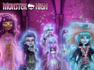 Κερδίστε κούκλες της ταινίας ''Monster High: Σχολείο Φάντασμα''