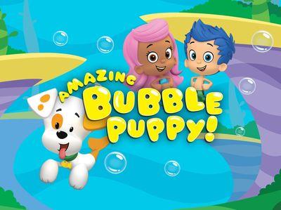 Bubble Guppies - Amazing Puppy