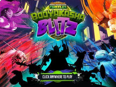 Teenage Mutant Ninja Turtles - Booyakasha Blitz