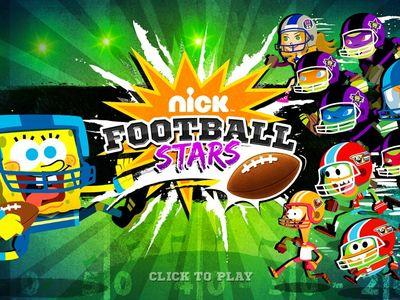 Nick Football Stars