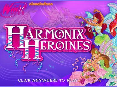 WINX - Harmonix Heroines