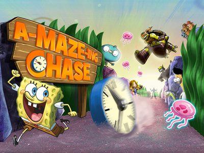 Nick A-Maze-Ing Chace