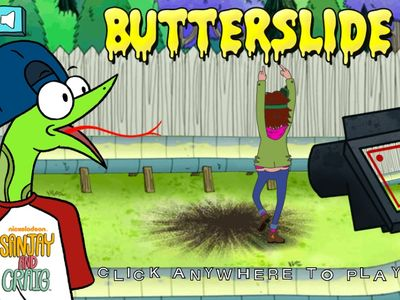 Σάντζε και Κρεγκ - Butterslide