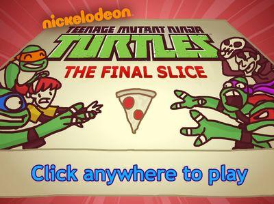 Teenage Mutant Ninja Turtles - The Final Slice