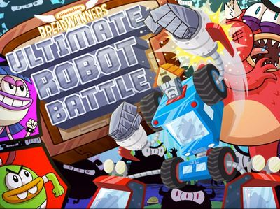 Breadwinners - Ultimate Robot Battle