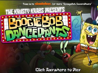 Μπομπ Σφουγγαράκης - BoogieBob DancePants