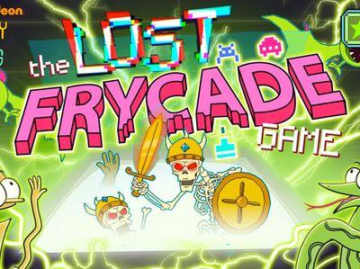 Σάντζε και Κρεγκ - Lost Frycade Game