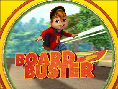 Ο ΑΛΒΙΝΝΝ!!! και η παρέα του - Board Buster