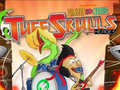 Σάντζε και Κρεγκ - Tuff Skulls Heroes