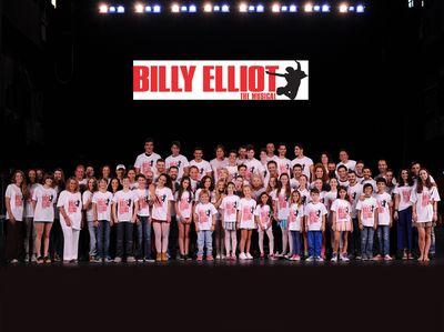 «Billy Elliot The Musical» - Το musical των musicals από τις 16 Οκτωβρίου στο Παλλάς