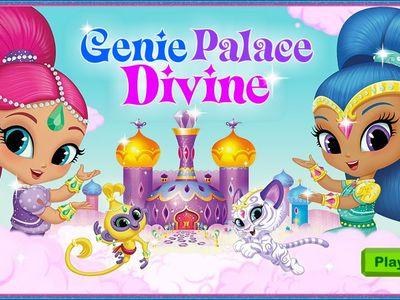 Shimmer & Shine - Genie Palace Divine