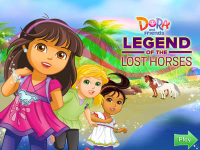 H Ντόρα και οι Φίλοι της: Περιπέτειες στην πόλη - Lost Horses