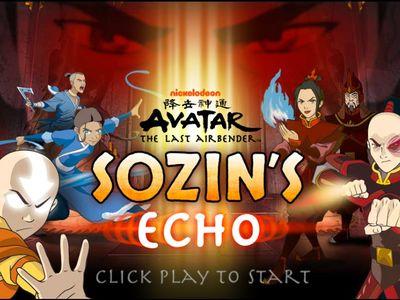 Άβαταρ - Sozin's Echo