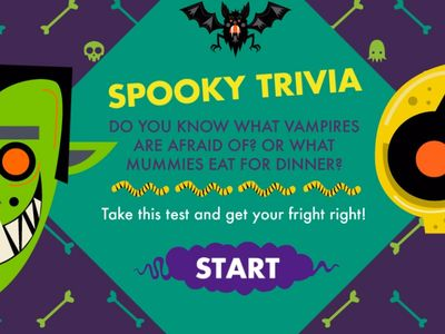 Nick Halloween Spooky Trivia!