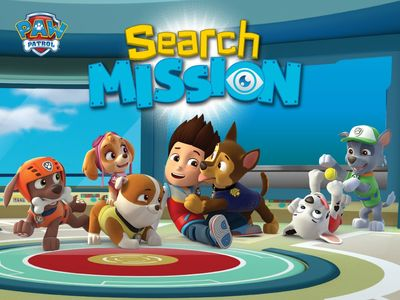 Paw Patrol - Search Mission