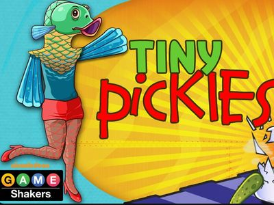 Game Shakers - Tiny Pickles