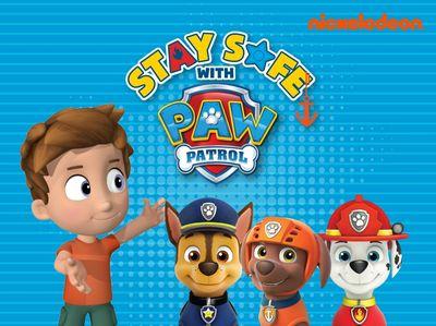 Paw Patrol - Stay Safe