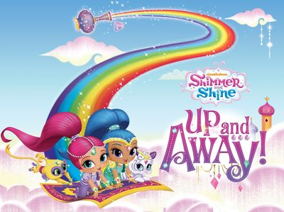 Shimmer & Shine - Up And Away