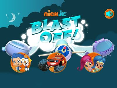 Nick Jr - Blast Off